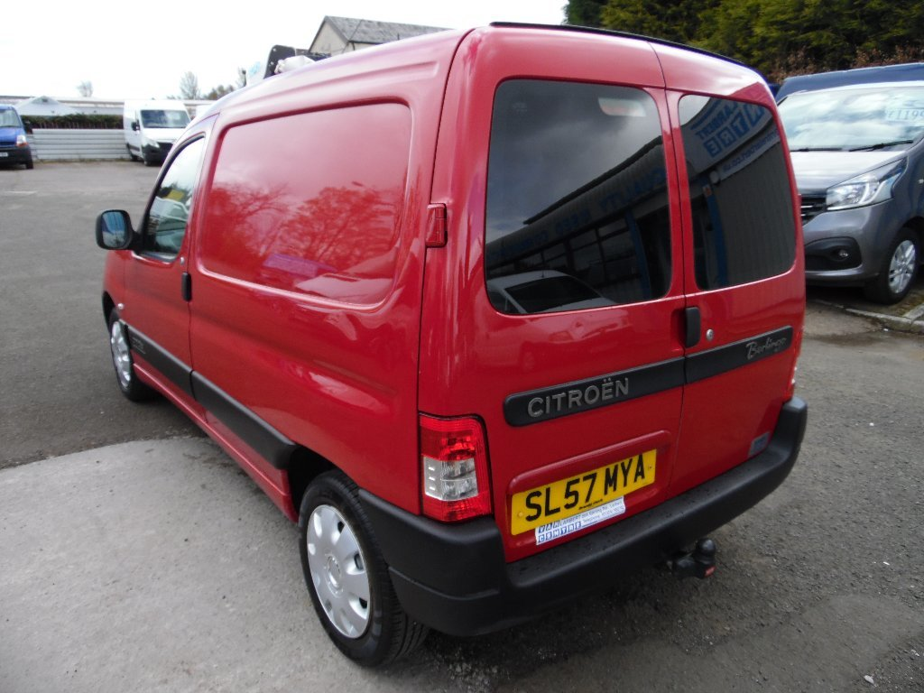 Citroen Berlingo 1.6HDi 2004 photo - 4