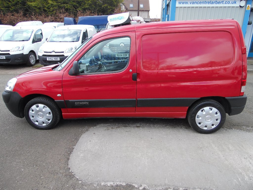 Citroen Berlingo 1.6HDi 2004 photo - 5