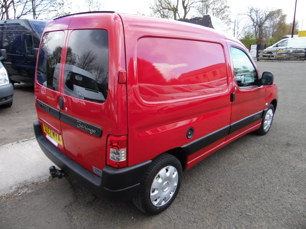 Citroen Berlingo 1.6HDi 2004 photo - 6
