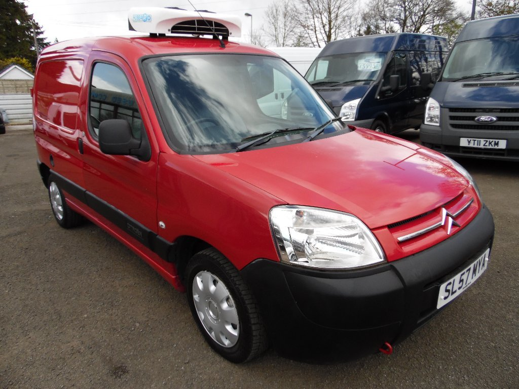 Citroen Berlingo 1.6HDi 2004 photo - 8