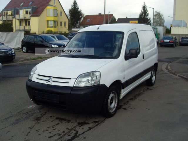 Citroen Berlingo 1.9 2004 photo - 10