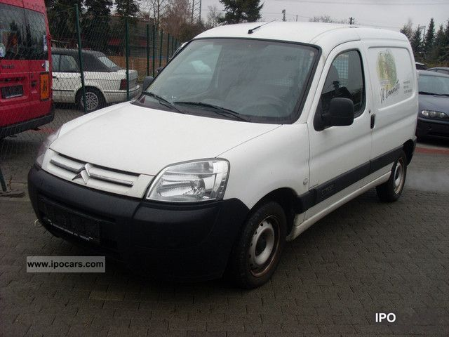 Citroen Berlingo 1.9 2004 photo - 11