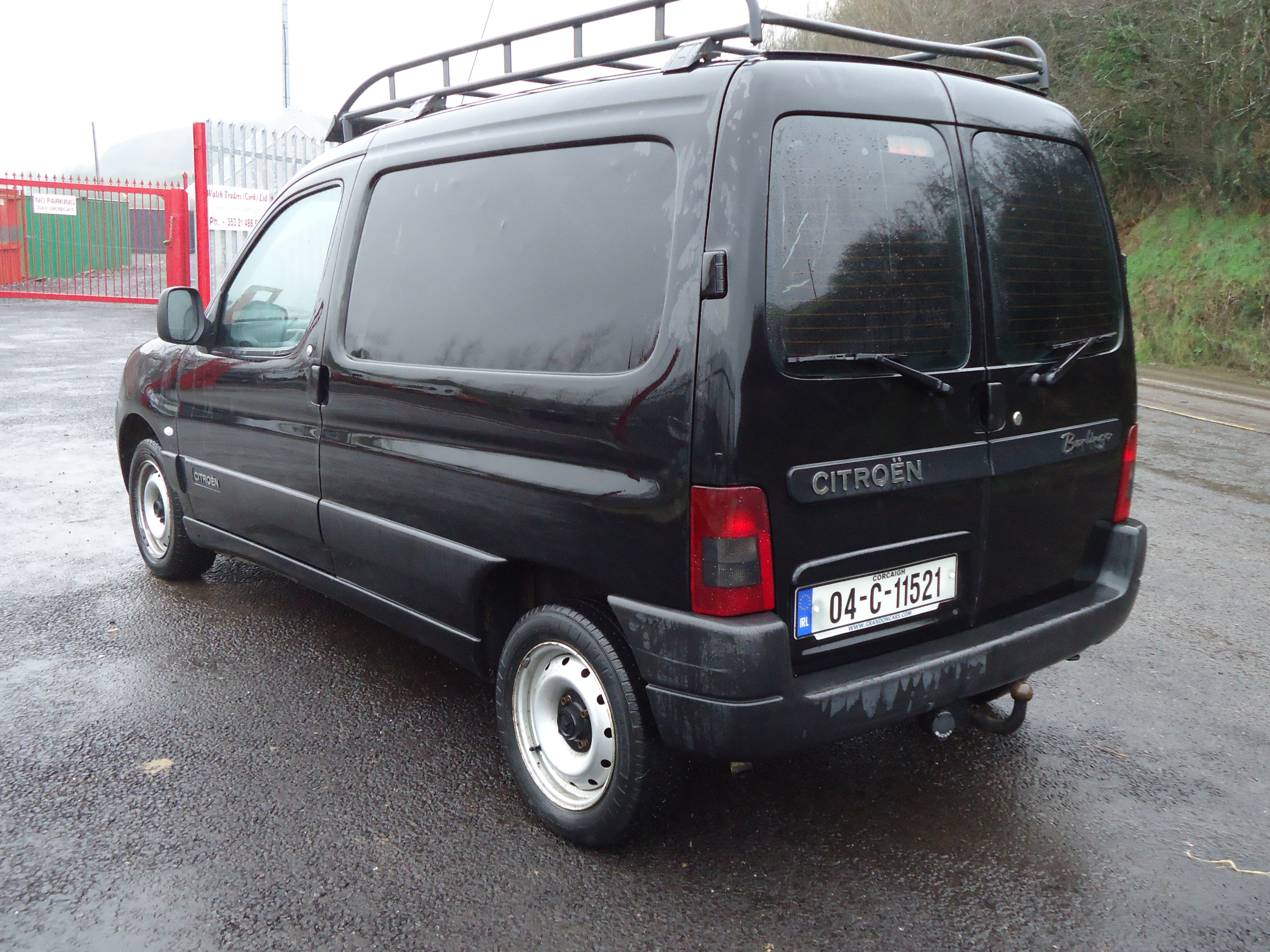 Citroen Berlingo 1.9 2004 photo - 3