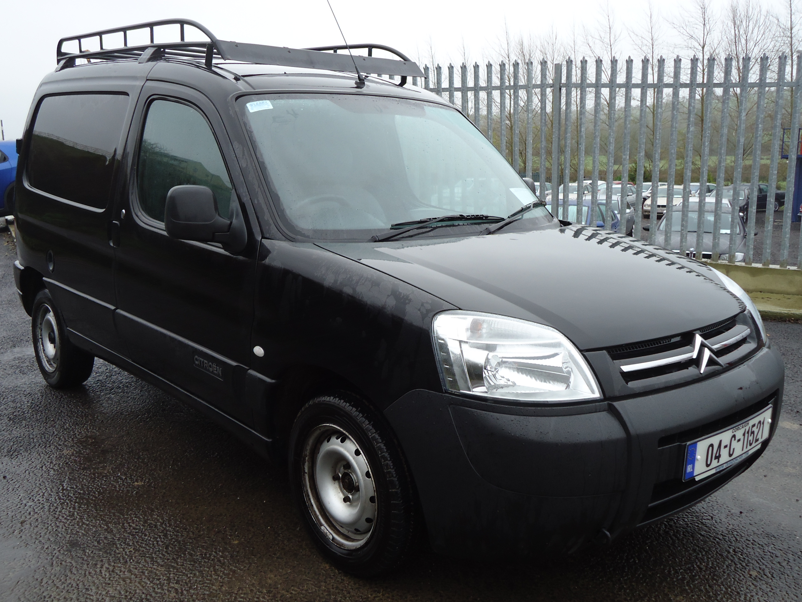 Citroen Berlingo 1.9 2004 photo - 7