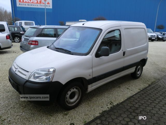 Citroen Berlingo 1.9 2004 photo - 8