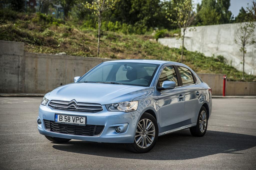 Citroen C-Elysee 1.6 2014 photo - 1