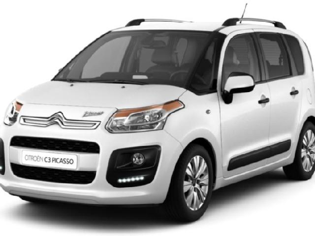 citroen c3 picasso 1 6 2000 technical specifications interior and exterior photo. Black Bedroom Furniture Sets. Home Design Ideas