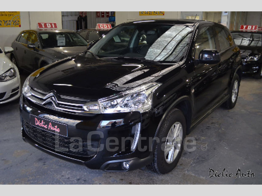 Citroen C4 AirCross 1.6 2014 photo - 1
