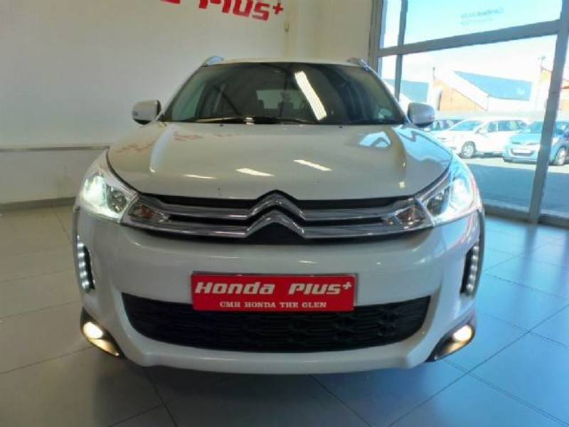Citroen C4 AirCross 1.6 2014 photo - 10