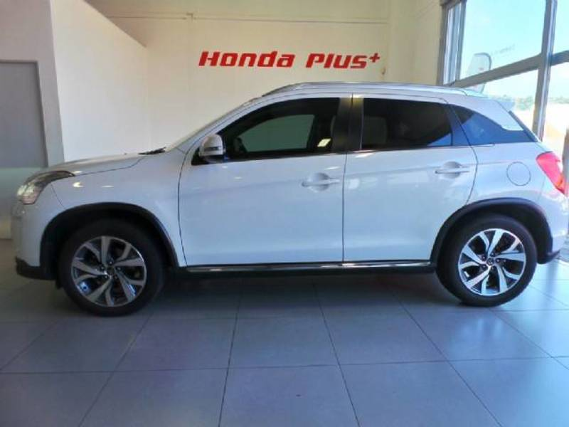 Citroen C4 AirCross 1.6 2014 photo - 11