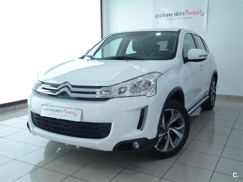 Citroen C4 AirCross 1.6 2014 photo - 12