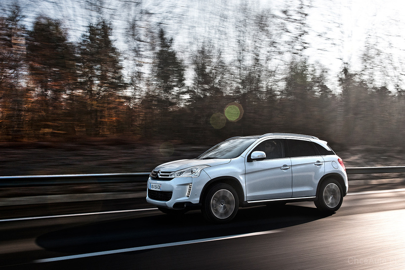 Citroen C4 AirCross 1.6 2014 photo - 3