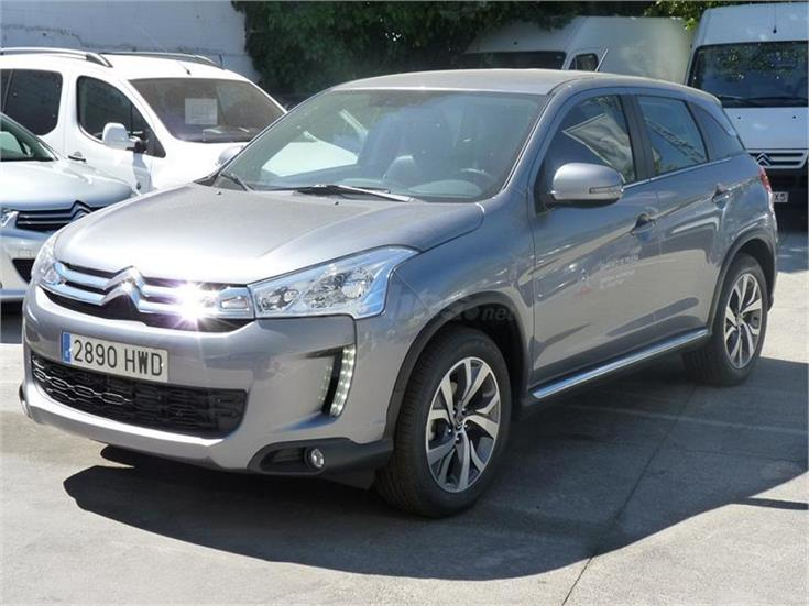 Citroen C4 AirCross 1.6 2014 photo - 4