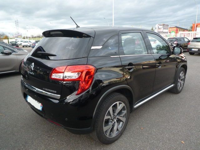 Citroen C4 AirCross 1.6 2014 photo - 5