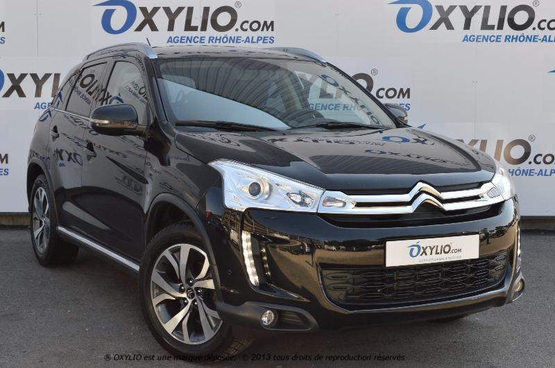 Citroen C4 AirCross 1.6 2014 photo - 8