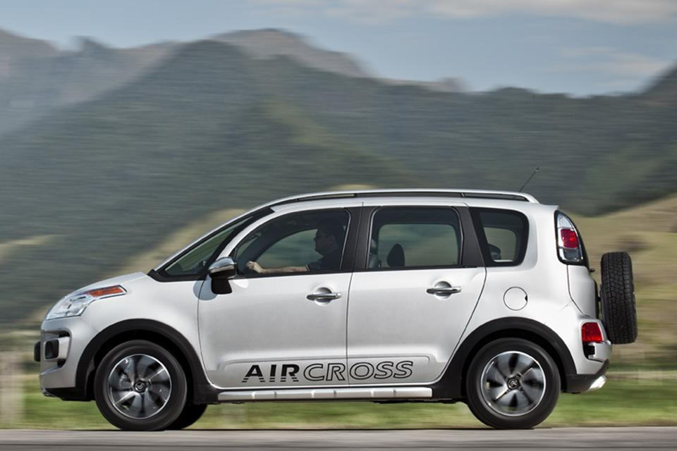 Citroen C4 AirCross 1.8 2014 photo - 2
