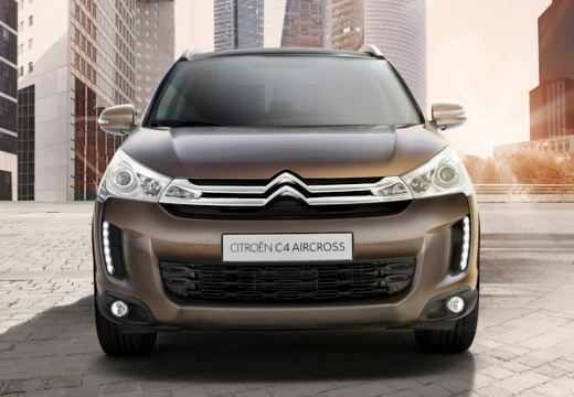 Citroen C4 AirCross 1.8 2014 photo - 4