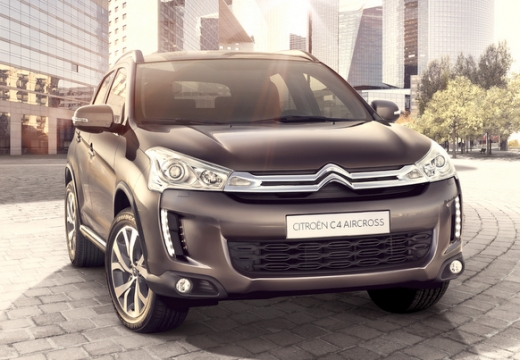 Citroen C4 AirCross 1.8 2014 photo - 6