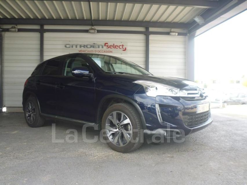Citroen C4 AirCross 1.8 2014 photo - 7
