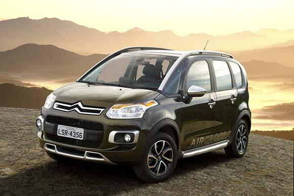 Citroen C4 AirCross 1.8 2014 photo - 8