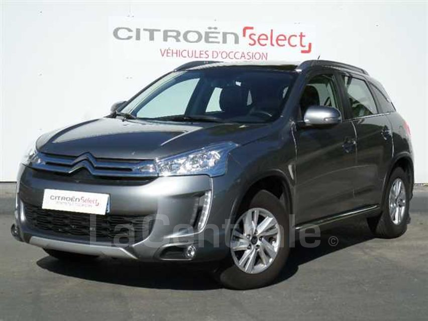 Citroen C4 AirCross 1.8 2014 photo - 9