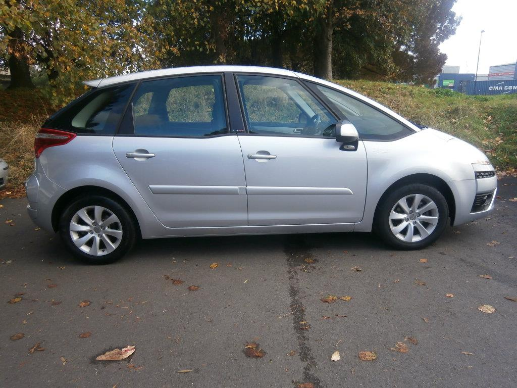 Citroen C4 Picasso 1.6 2009 photo - 10