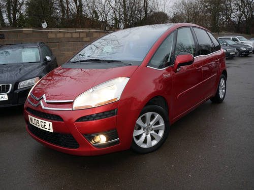 Citroen C4 Picasso 1.6 2009 photo - 11