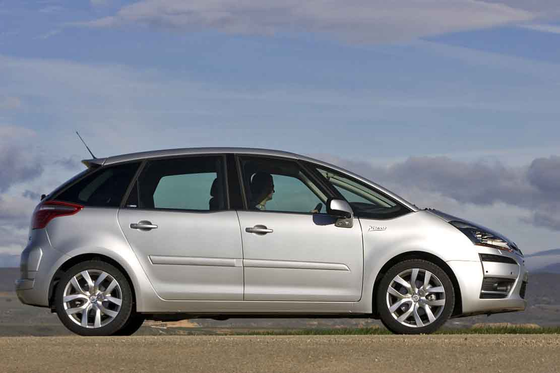 Citroen C4 Picasso 1.6 2009 photo - 12