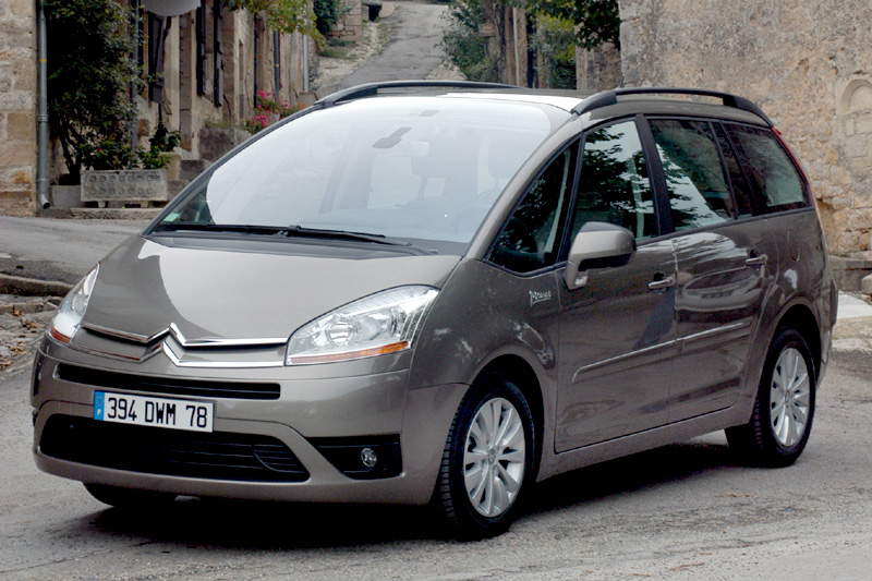 Citroen C4 Picasso 1.6 2009 photo - 2