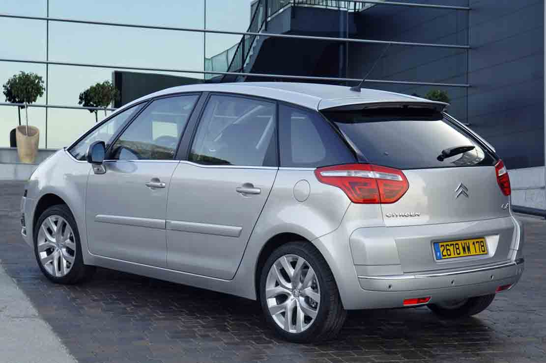 Citroen C4 Picasso 1.6 2009 photo - 5