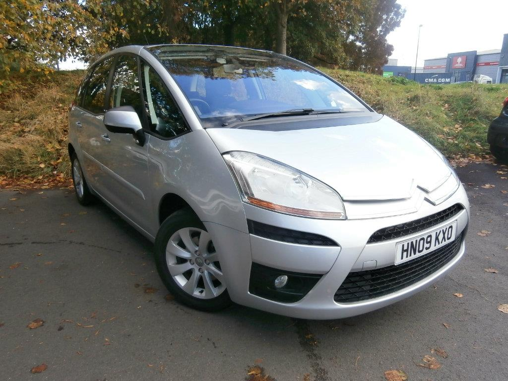 Citroen C4 Picasso 1.6 2009 photo - 6