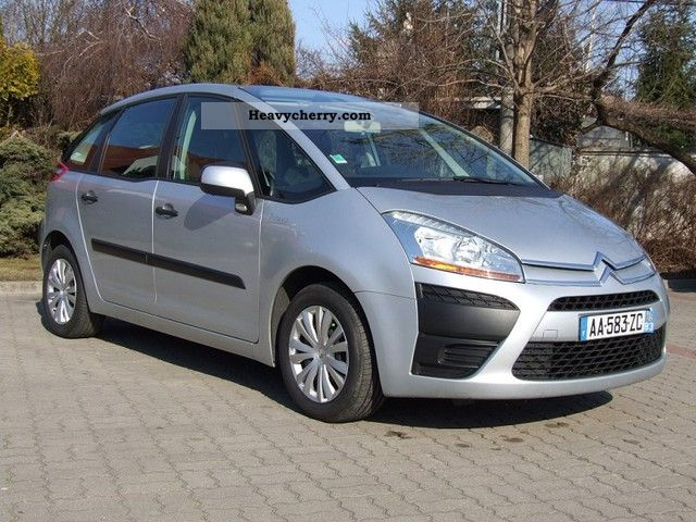 Citroen C4 Picasso 1.6 2009 photo - 8