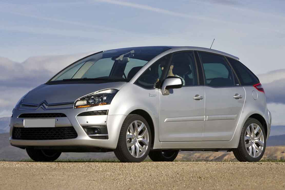 Citroen C4 Picasso 1.6 2009 photo - 9