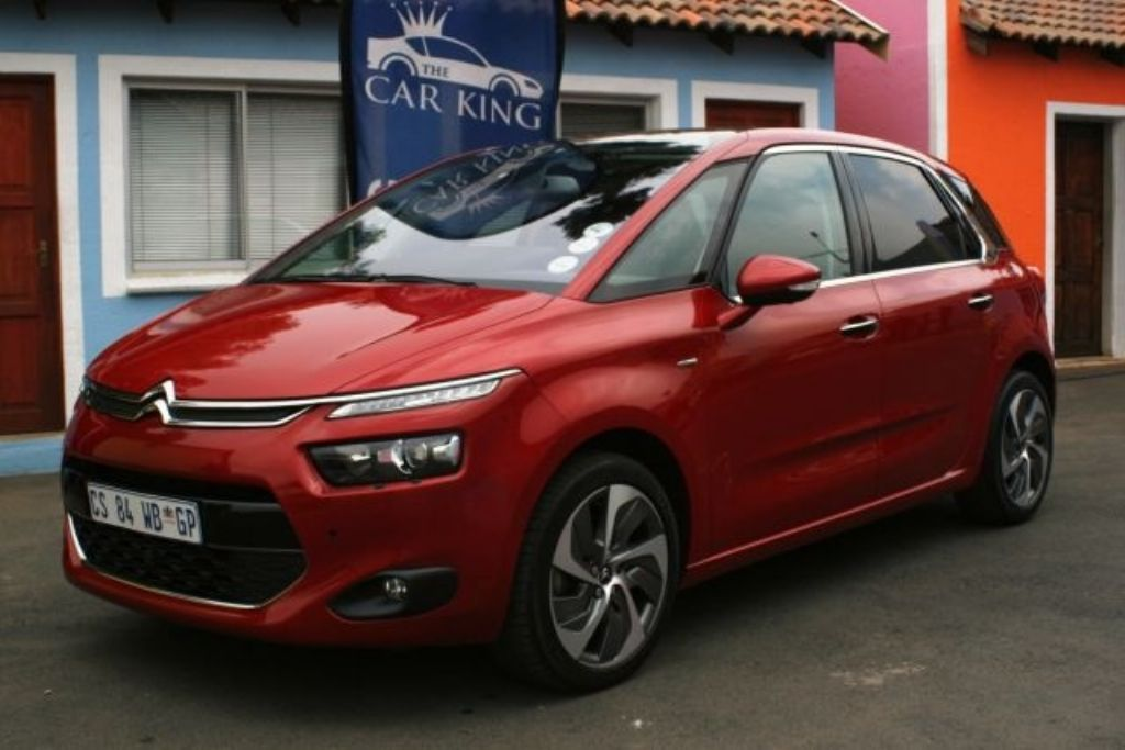 Citroen C4 Picasso 1.6 2013 photo - 1