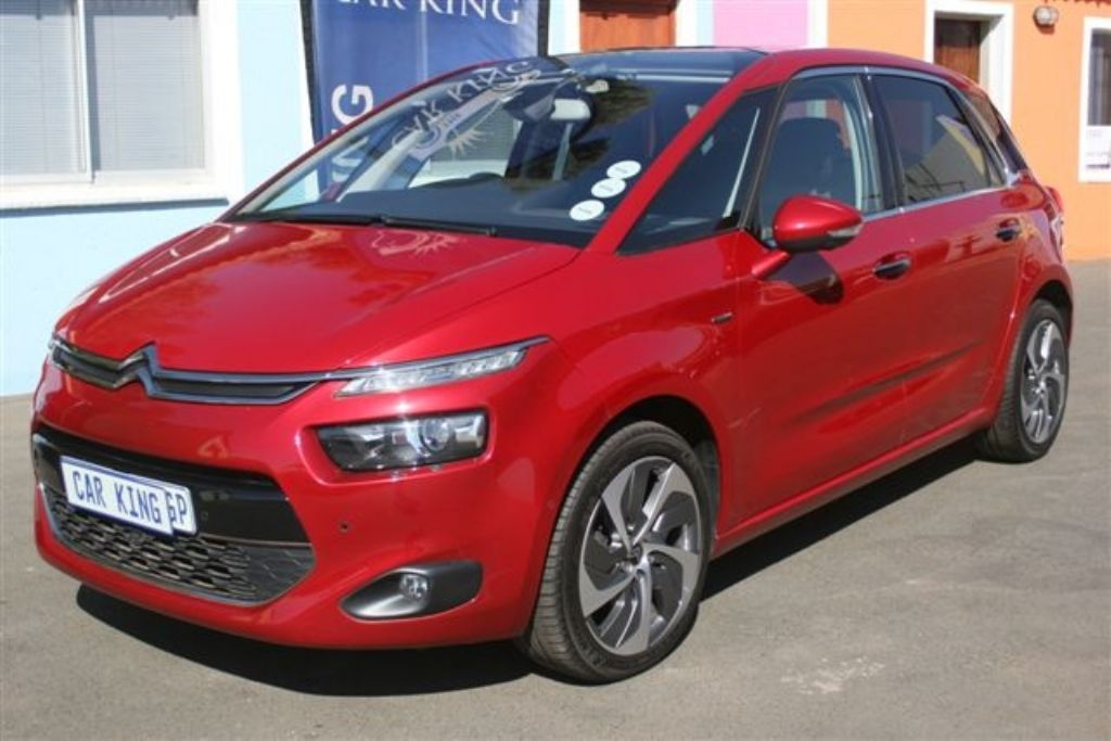 Citroen C4 Picasso 1.6 2013 photo - 10