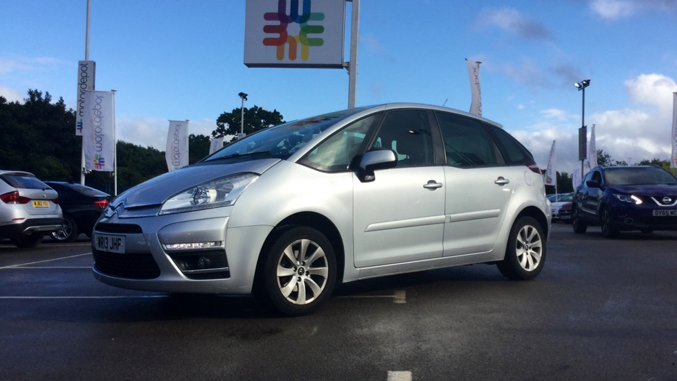 Citroen C4 Picasso 1.6 2013 photo - 4