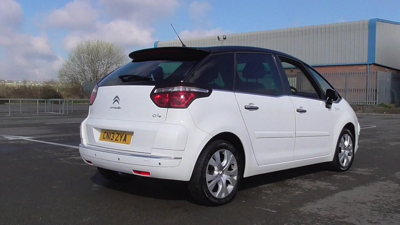 Citroen C4 Picasso 1.6 2013 photo - 5