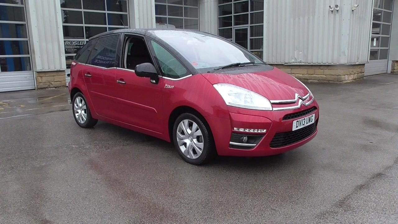 Citroen C4 Picasso 1.6 2013 photo - 6