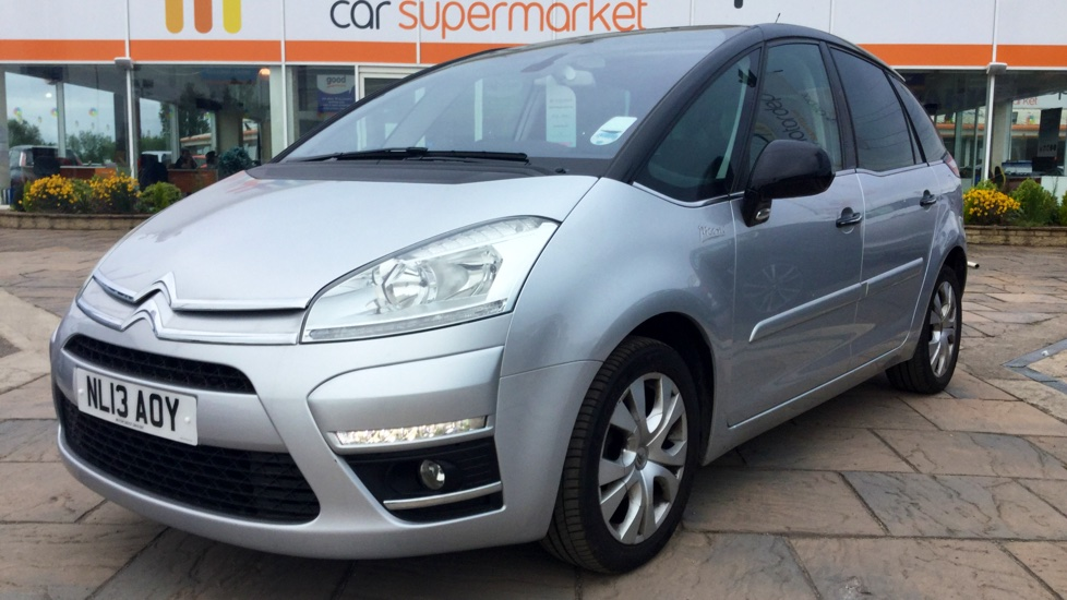 Citroen C4 Picasso 1.6 2013 photo - 8