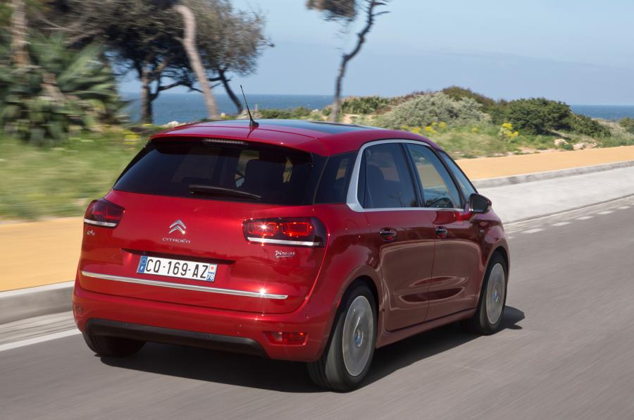 Citroen C4 Picasso 1.6 2013 photo - 9