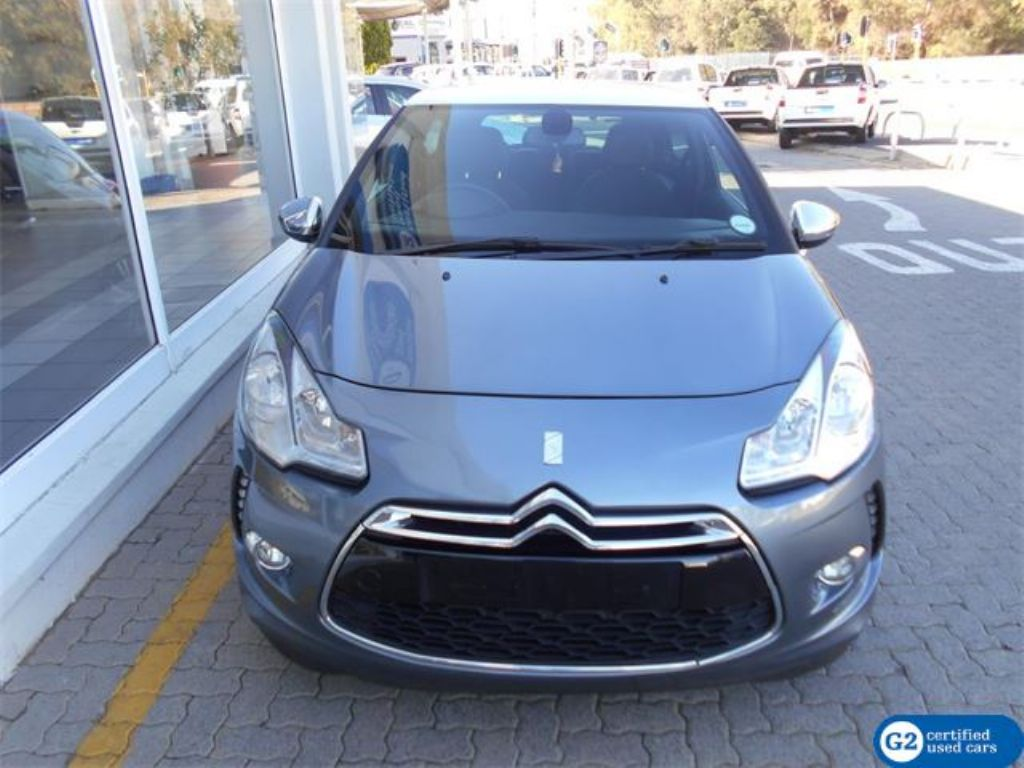 Citroen DS3 1.6 2011 photo - 1