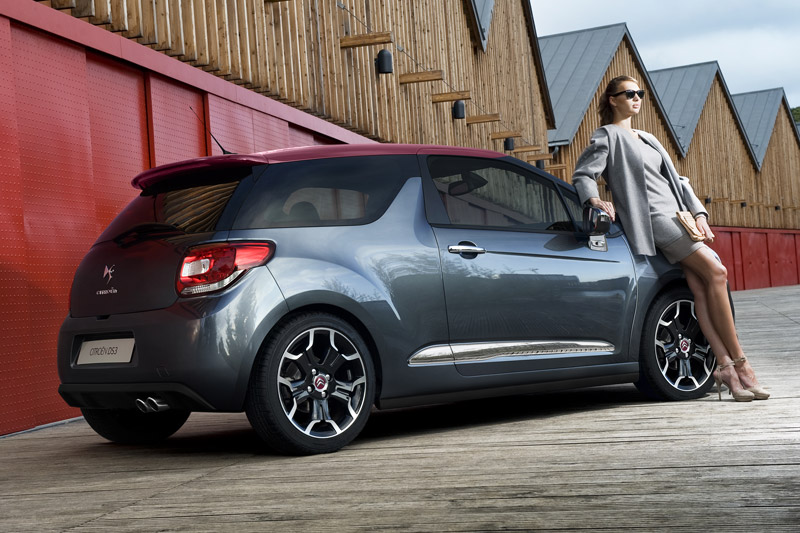 Citroen DS3 1.6 2011 photo - 11