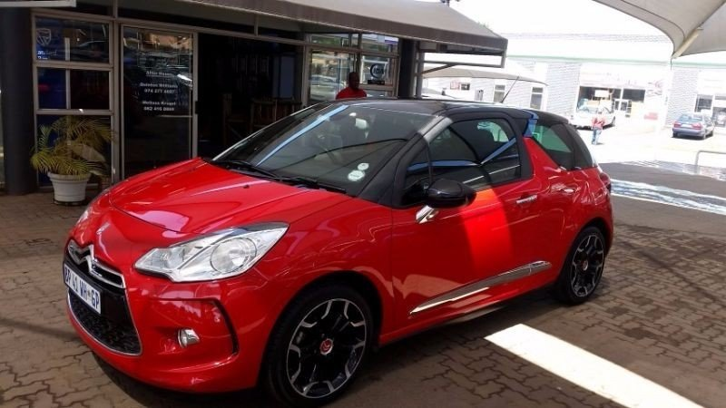 Citroen DS3 1.6 2011 photo - 12