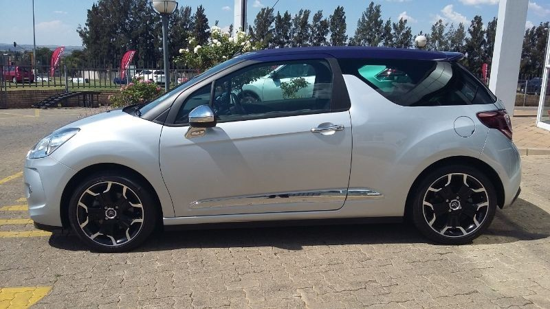 Citroen DS3 1.6 2014 photo - 1