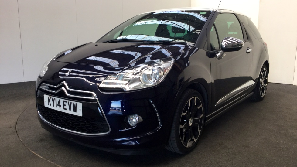 Citroen DS3 1.6 2014 photo - 11