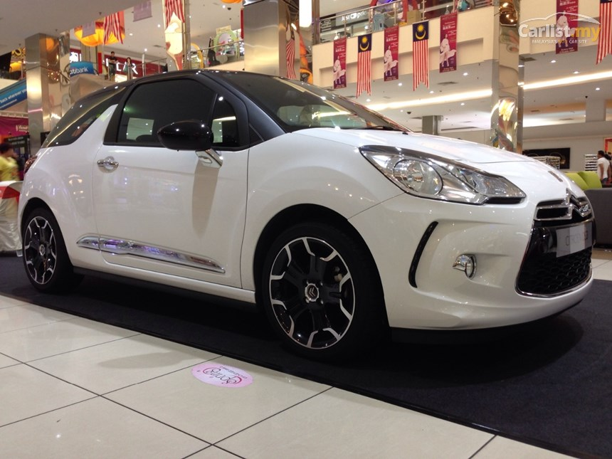 Citroen DS3 1.6 2014 photo - 3