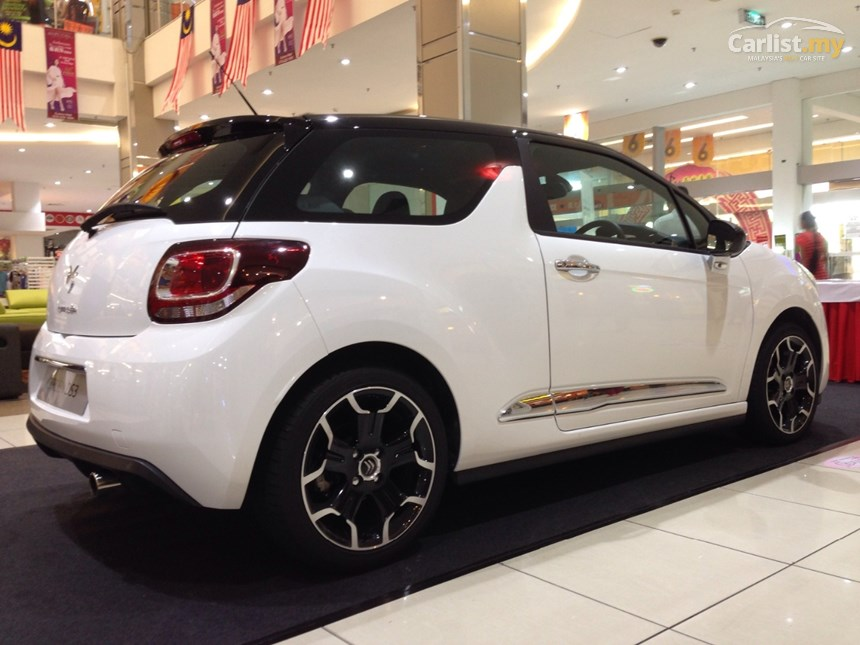 Citroen DS3 1.6 2014 photo - 4