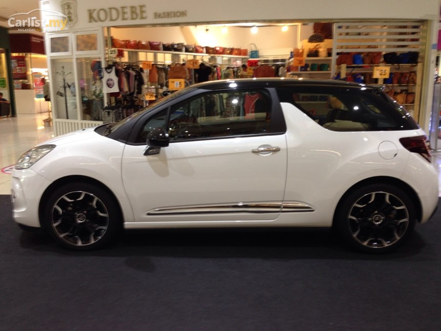 Citroen DS3 1.6 2014 photo - 6