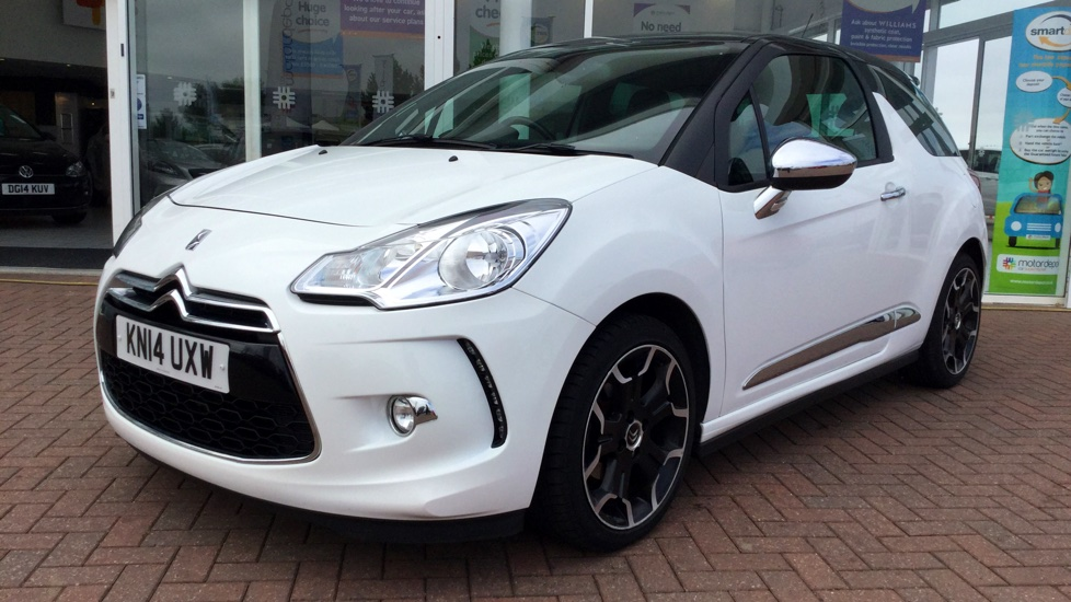 Citroen DS3 1.6 2014 photo - 8