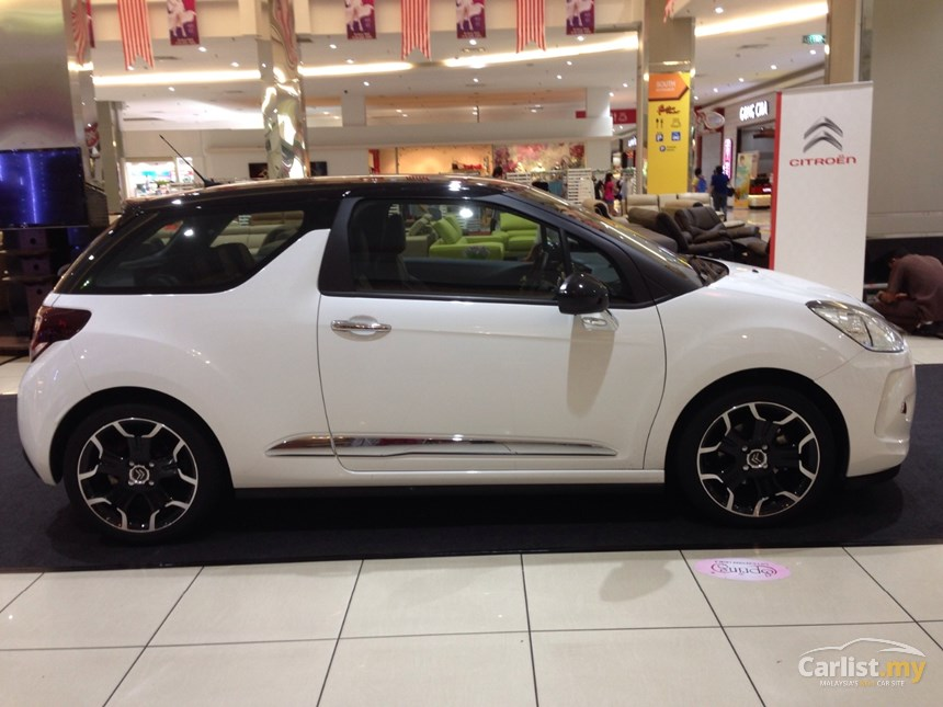 Citroen DS3 1.6 2014 photo - 9